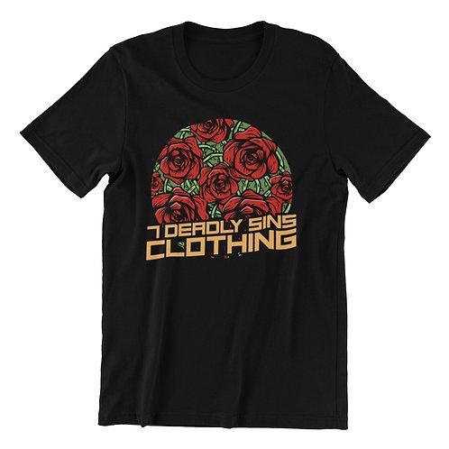 SC Rose Logo Skater T-shirt