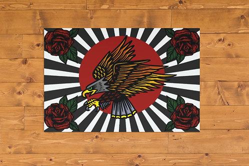 Eagle Tattoo Print