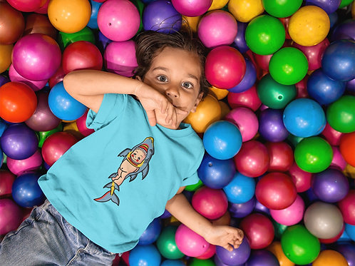 Kids Baby Shark T-shirt