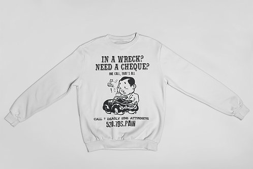 In a Wreck? Sweater