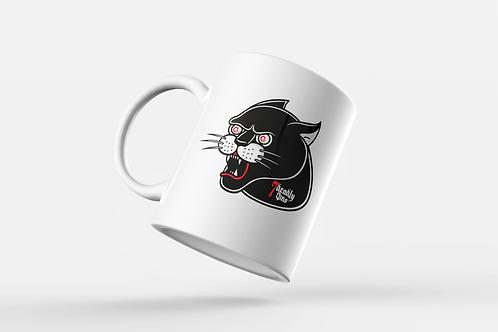 Panther Print Mug
