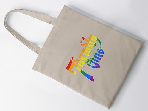 Pride Logo Tote Bag