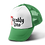 Green Trucker Hat with 7 Deadly Sins Logo