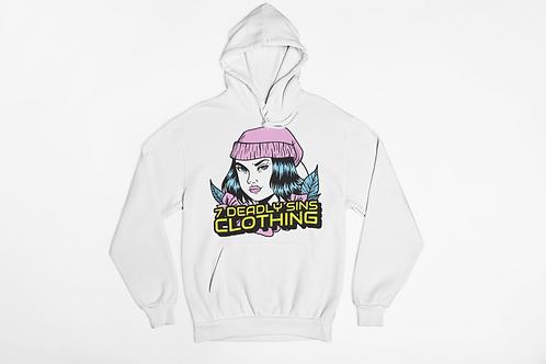 Skater Girl Hoodie
