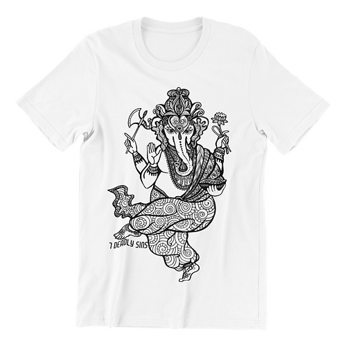 Ganesh Tattoo T-shirt