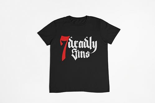 Logo Black Skater T-shirt