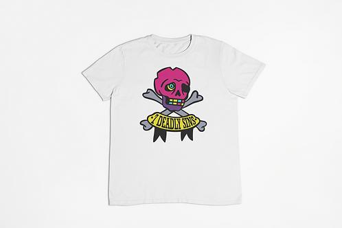 Skull & Crossbones Tattoo T-shirt