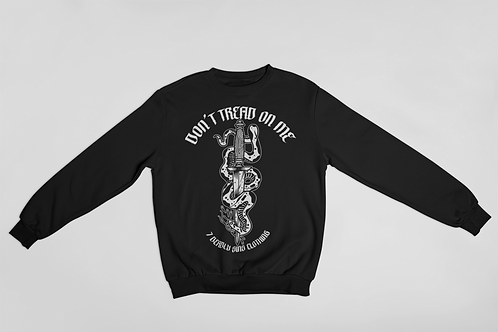 Don't Tread On Me Sweater