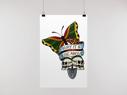 Rise Above Print