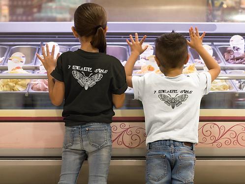 Kids Moth T-shirt