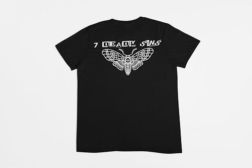 Moth Tattoo T-shirt