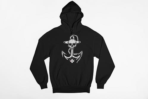 Anchor Skull Hoodie