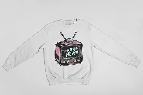 Fake News Sweater