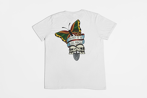 Rise Above Tattoo T-shirt