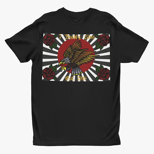 Traditional Eagle Tattoo T-shirt