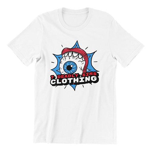 Eye Bite Skateboard T-shirt