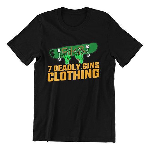 Zombie Skate T-shirt