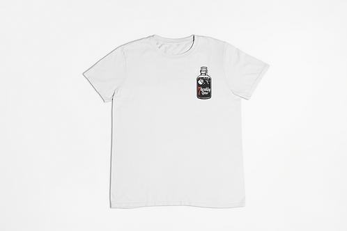 7 Deadly Sins Poison Bottle Pocket Logo T-shirt