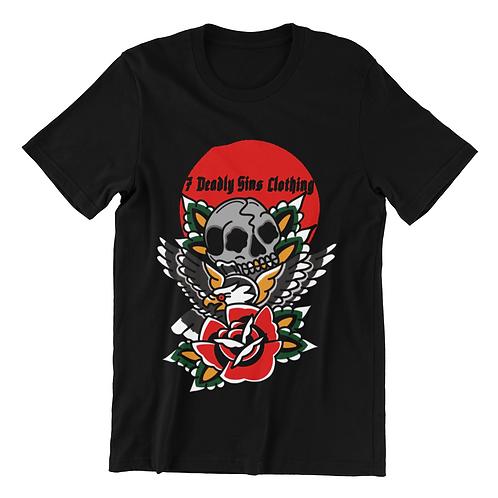 Traditional Triple Tattoo T-shirt
