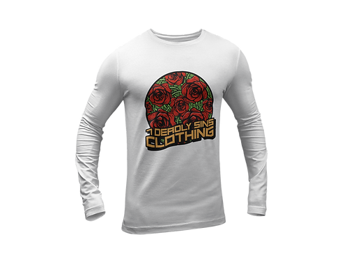 SC Rose Logo Long Sleeve T-shirt