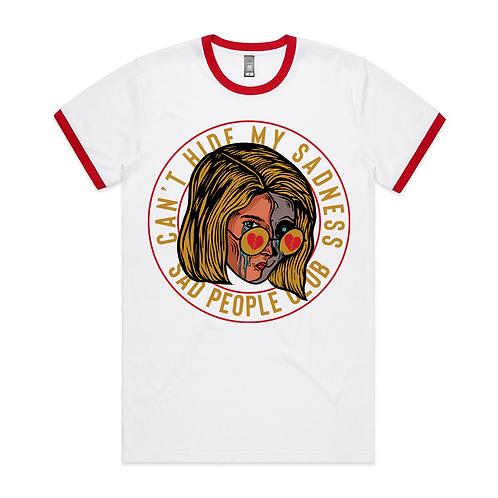 Sad People Club Alternative Streetwear Ringer