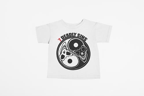 Yin Yang Skulls Kids