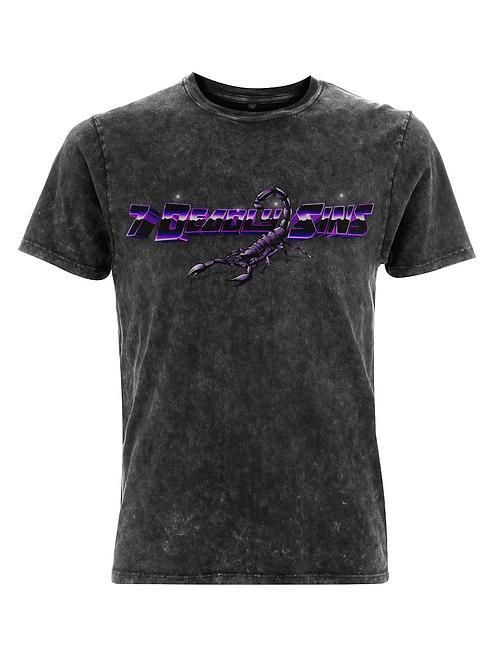 Vintage Scorpion Alternative Streetwear T-shirt