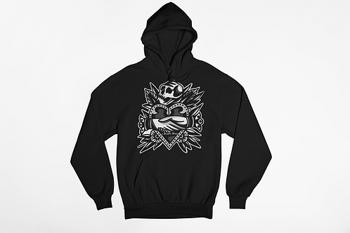Deal With Death Hoodie