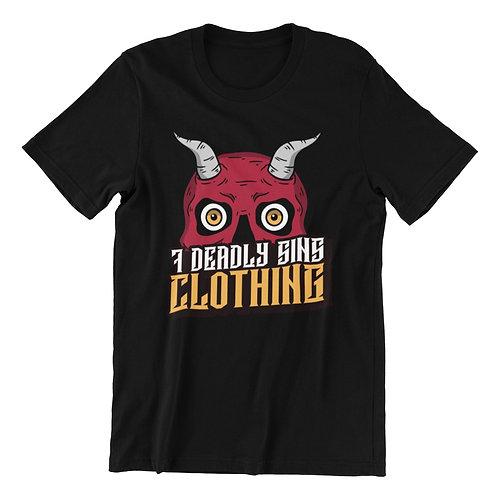 Devil Horns Tattoo T-shirt
