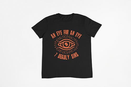 An Eye For An Eye T-shirt Black