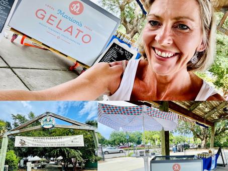 Marion's Gelato @ Mount Pleasant Farmers Market