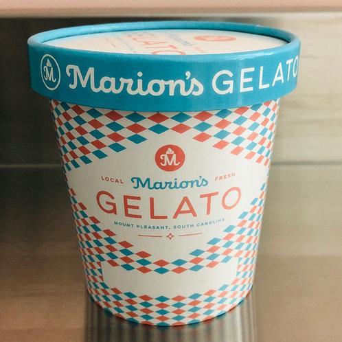 Gelato 16 oz. container
