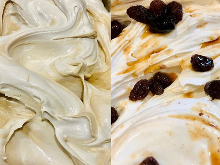 Try Marion's Gelato two new flavors!