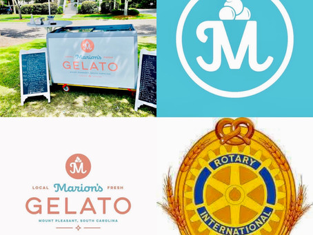 Visit Marion's Gelato at Rivertowne on the Wando and Oktoberfest this week!