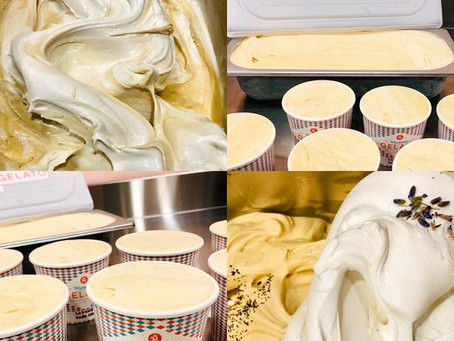 Explore Marion's new flavor Lavender Earl Grey Gelato