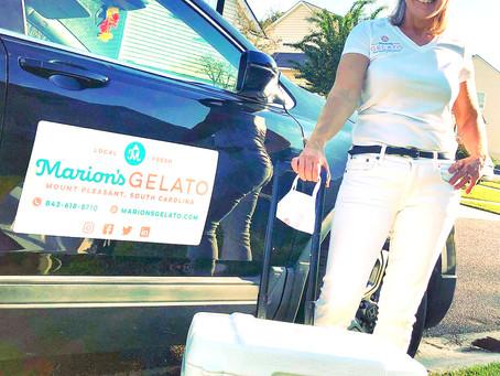 Don't wait! Marion's Gelato