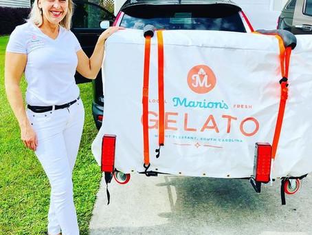 Let's go rockin' gelato rolin'!