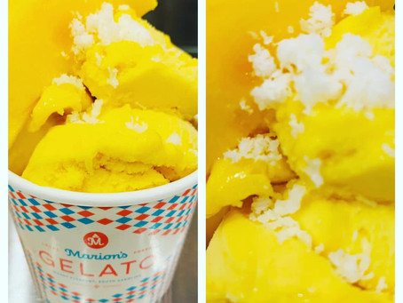 Bring  the harmonious flavors of Mango and Coconut to your home
