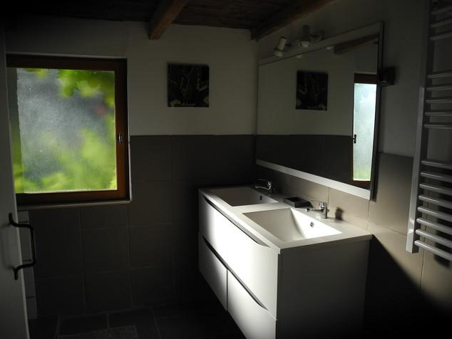 une salle de bain