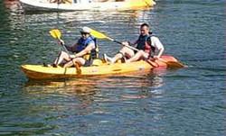Location de canoé