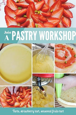 pastry workshop