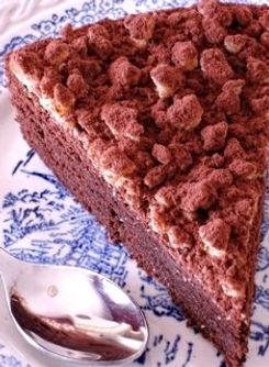 gateau chocolat cuisine maison à la table hotes canaules