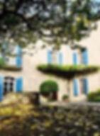 maison authentique mur pierre anduze