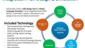 Компания ALDEC выпустила новый релиз симулятора ПЛИС Active-HDL 12.0!