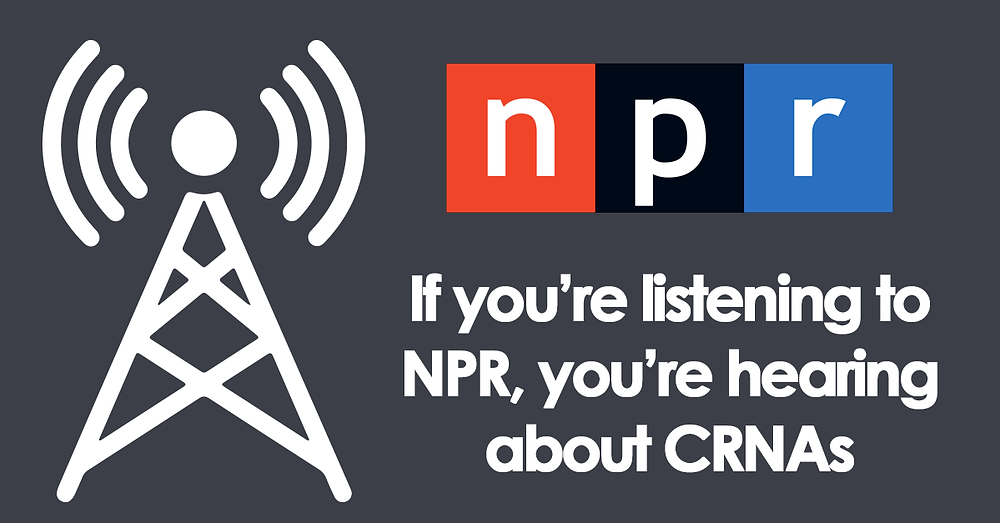 PANA Advertisements on NPR
