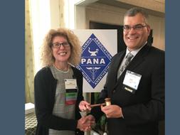 Derek Reckard Named New PANA President
