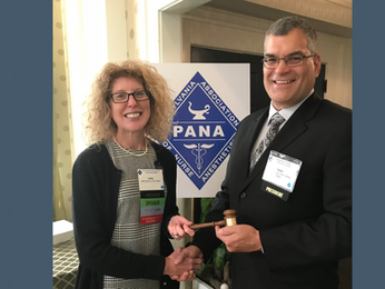 Derek Reckard Named New PANA President