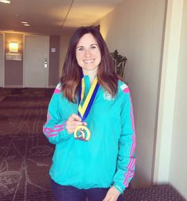PANA Board Member Runs Boston Marathon