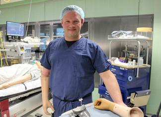 Proud to be from Pittsburgh: UPMC nurse anesthetist overcoming obstacles to help others