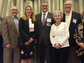 CRNAs Recognized for Leadership, Achievements at PANA's 2019 Spring Symposium